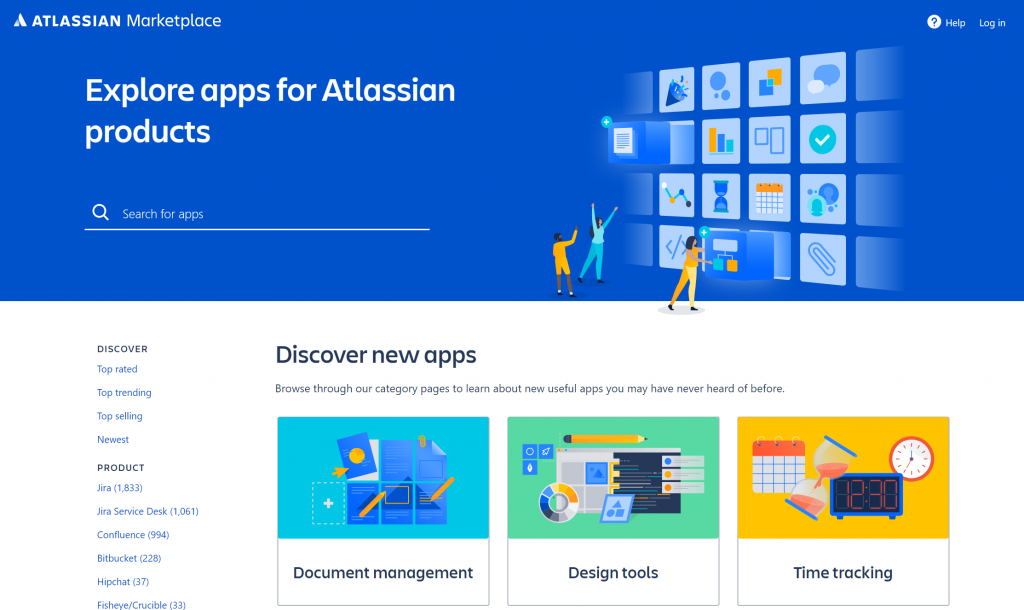 Atlassian Marketplaceでアトラシアン製品をカスタマイズしよう